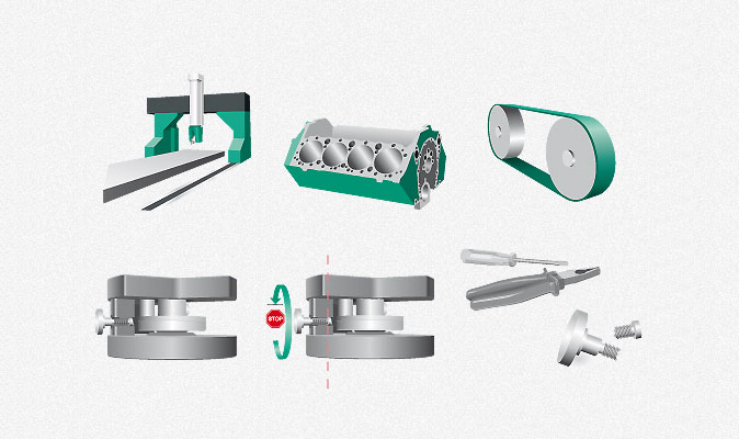 Illustrationen für Maschinenmesstechnik (02)