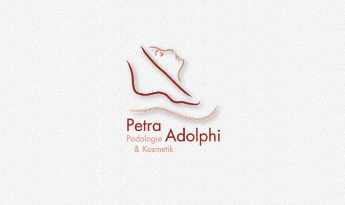 Logo Petra Adolphi, Podologie & Kosmetik