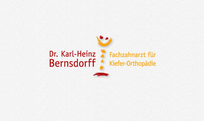 Logo Dr. Karl-Heinz Bernsdorff, Kiefer-Orthopädie
