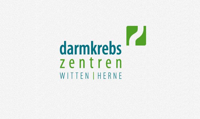 Logo Darmkrebszentren Witten | Herne