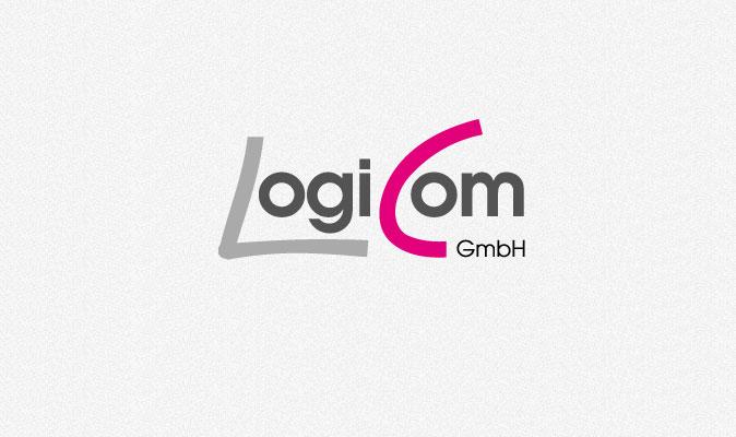 Logo LogiCom GmbH