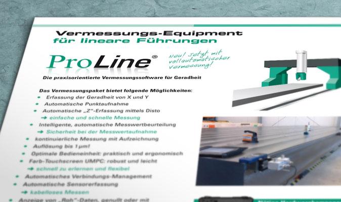 Produkt-Broschüre Status Pro, Detail