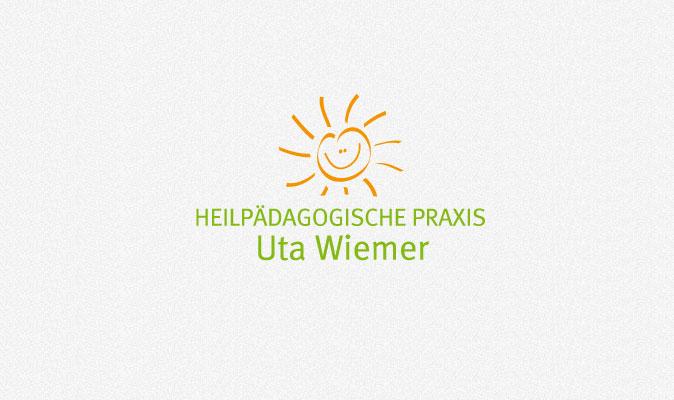Logo-Optimierung Heilpädagogische Praxis Wiemer
